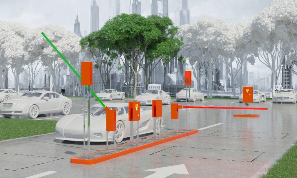 Оборудование для автоматической парковки