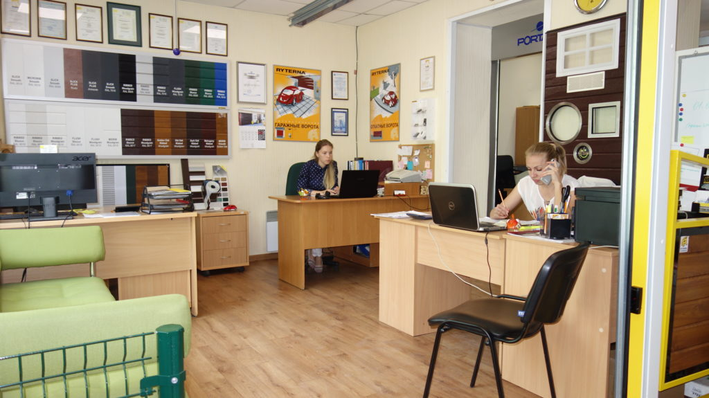 Офис официального представителя Ryterna в Симферополе